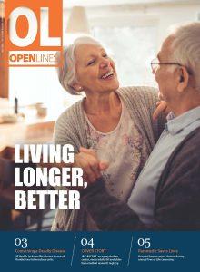 Living Longer, Better cover