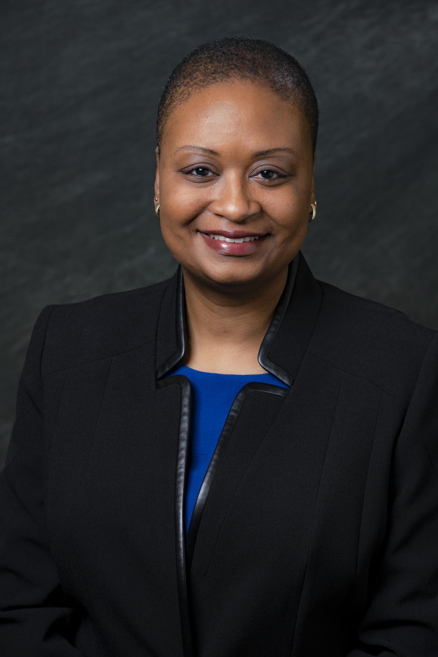 Photo of Angela Mack